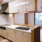 キッチン 対面式のカウンターキッチン