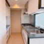 キッチン キッチン約4.1帖。奥には広めのパントリー(食品庫)があります